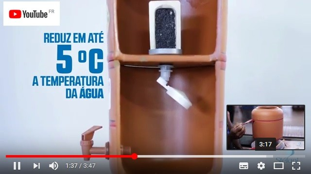 Vidéo Youtube Ceramica Stefani