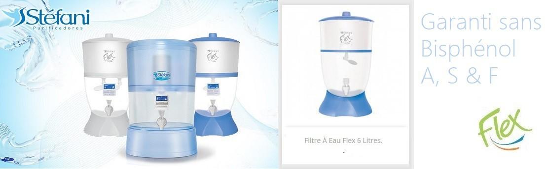 Fontaine Filtrante Flex